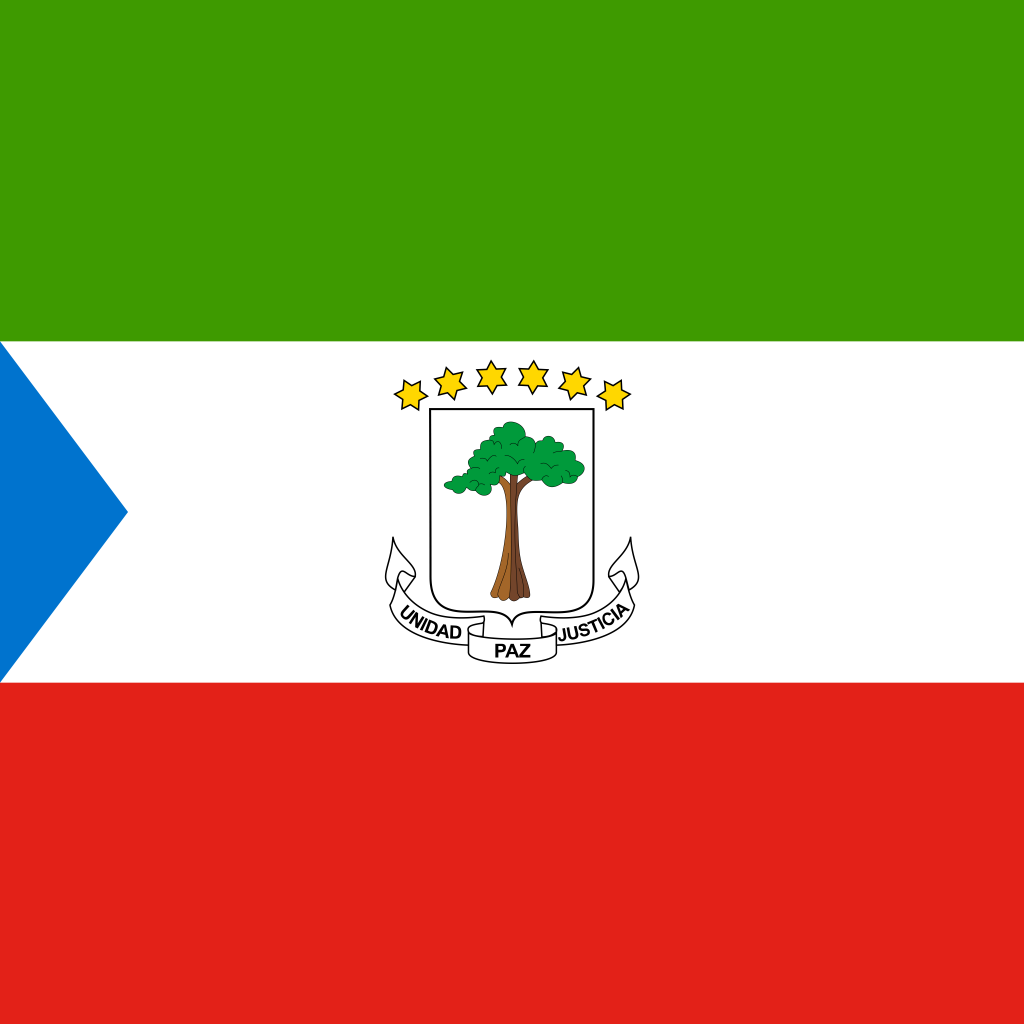 Flag Of Equatorial Guinea Flag Download